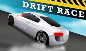 Drift Race Spiel Teaser