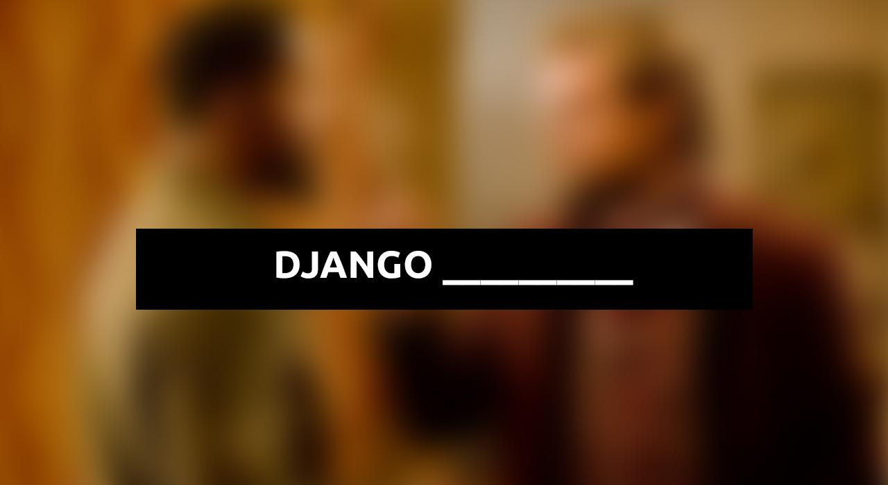 Movie Quiz Frage Django