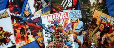 Marvel Comics Sammlung