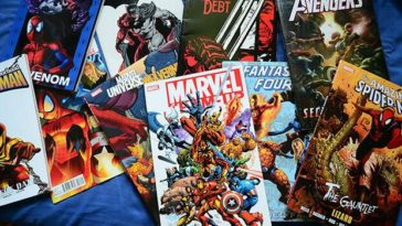 Marvel Comics Sammlung