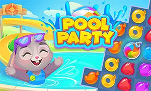 Pool Party HTML5 Spiel