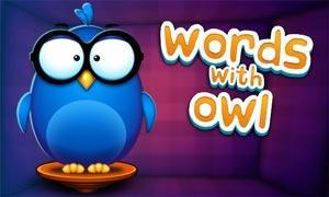 Words with Owl HTML5 Spiel Online Kostenlos