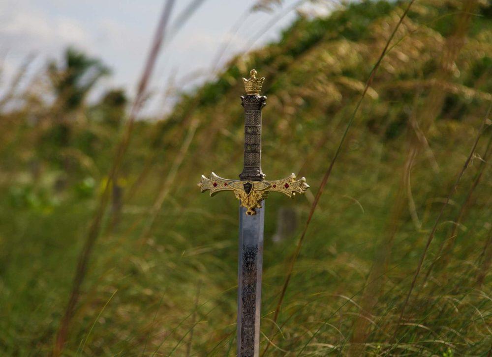 The Witcher Schwert