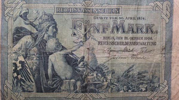 mark reichsmark deutsche reich quiz